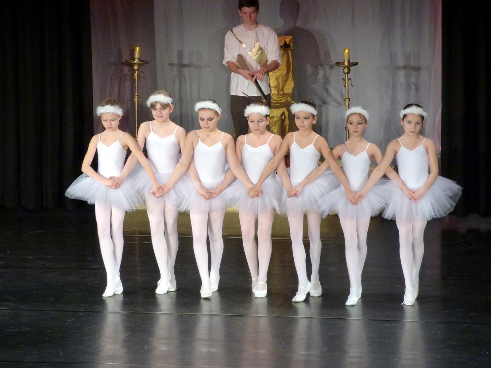 Ballett für 10 – 14 J.